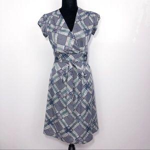 Banana Republic Factory Wrap Dress